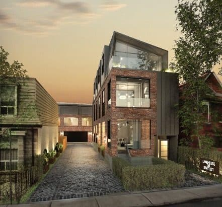 Mapping Toronto S Hidden Laneway Houses Sage Toronto